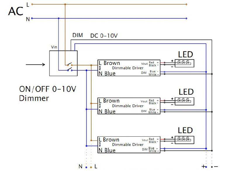 Wiring Dimming Leviton Diagram Ballast Sd2j8