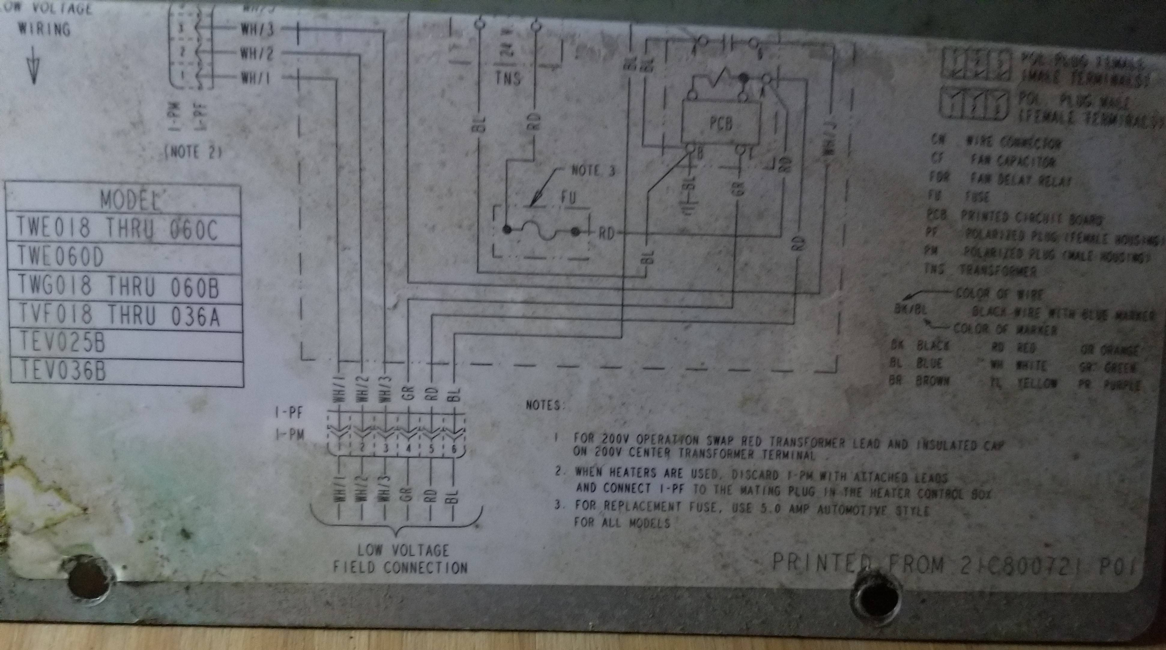 115v 3 Speed Squirrel Cage Blower Wiring Diagram