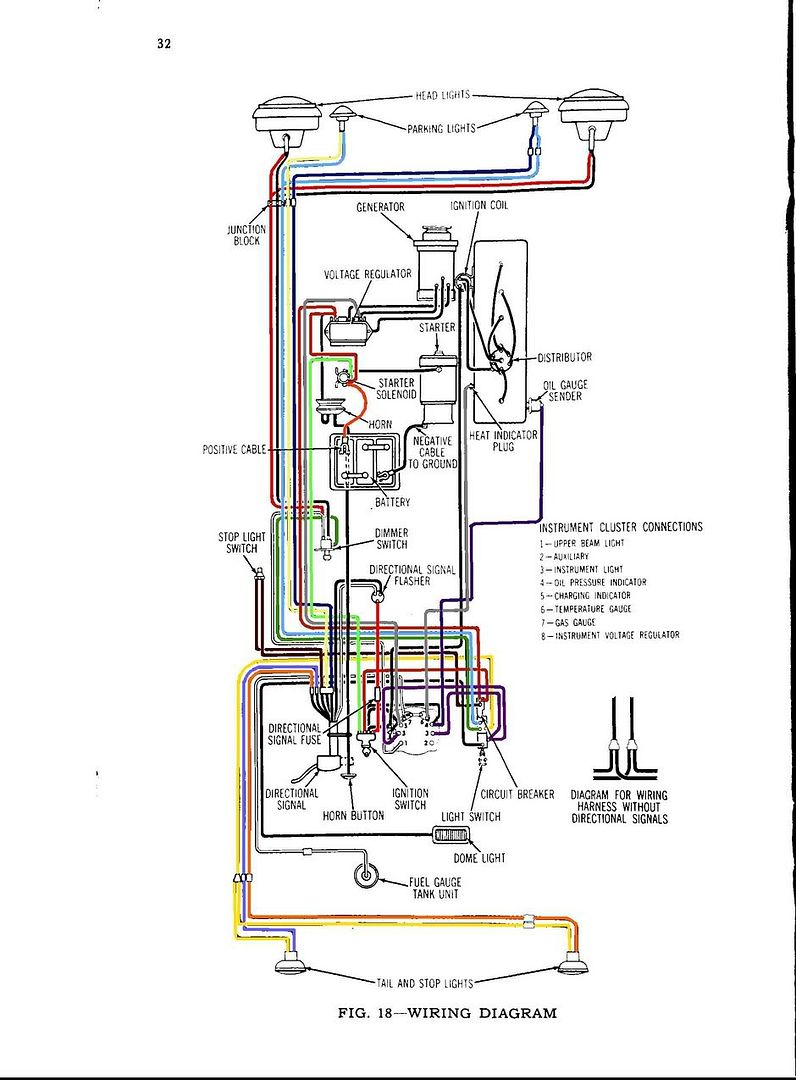 1946 Cj2a Wiring Diagram