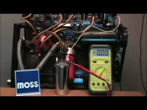 1959 Ford F100 Ballast Resistor Wiring Diagram