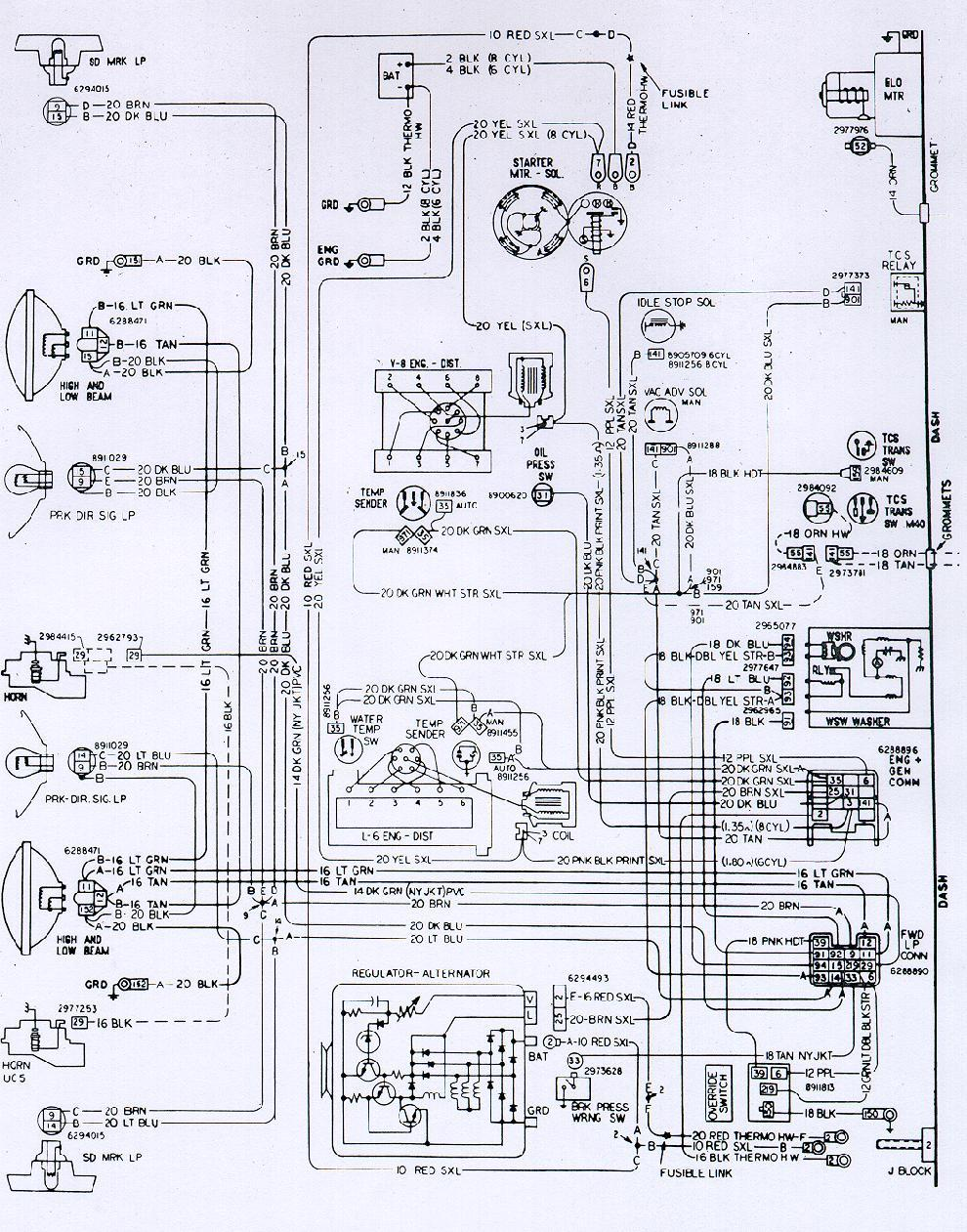 1971 Camaro Wiper Wiring Diagram Gota Wiring Diagram