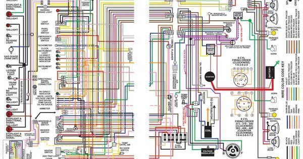 1972 Dodge Dart Wiring Diagram Schematic