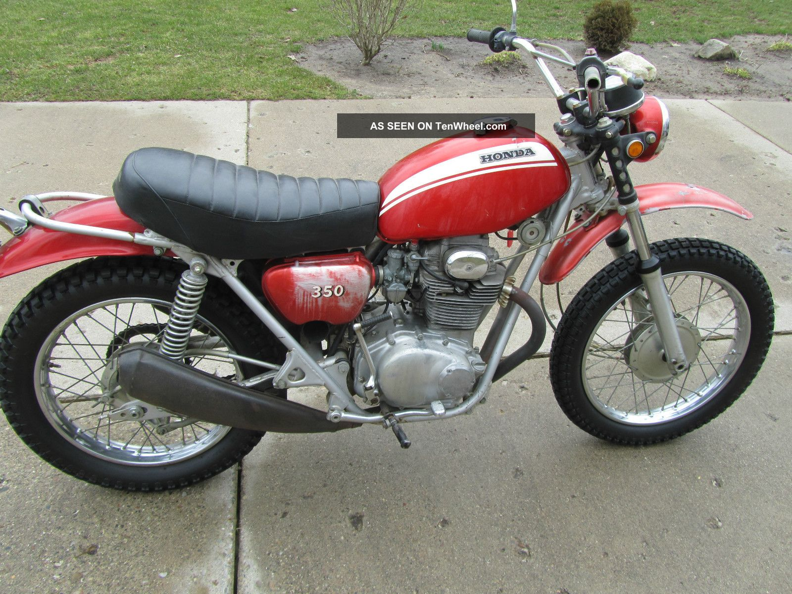 1974 Yamaha Dt175-a Wiring Diagram