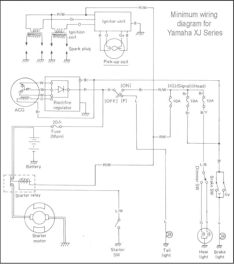 Diagram 1987 Yamaha Seca Xj 750 Wire Diagram Wiring Full Version Hd Quality Diagram Wiring Skematik110isi Gsdportotorres It