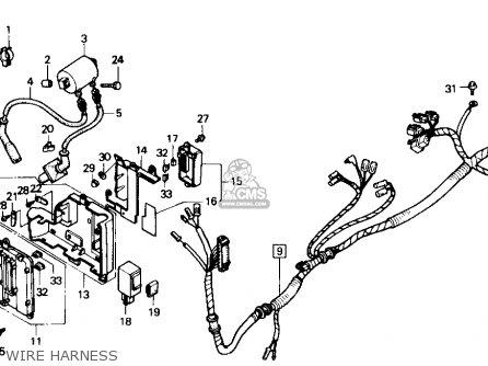 1985-honda-shadow-vt700c-wiring-diagram-6  Honda Shadow Wiring Diagram on honda nighthawk 250 wiring diagram, 1971 honda 750 wiring diagram, 85 honda shadow 700 parts, honda 200 motorcycle wiring diagram,