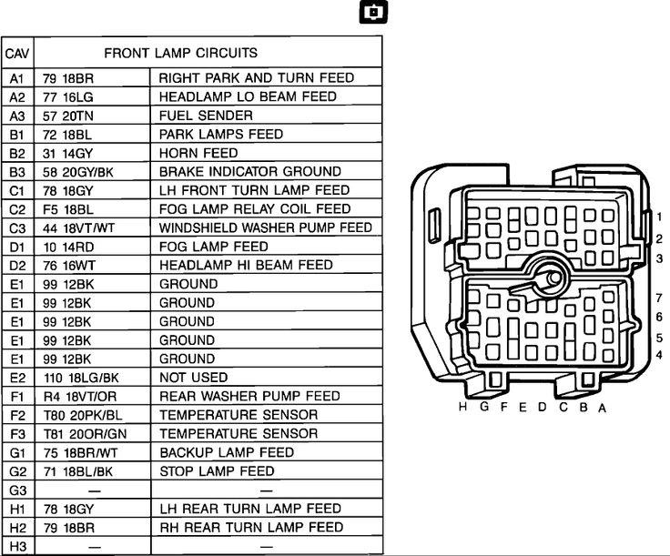 1987 Mustang Antislosh Module Wiring Diagram
