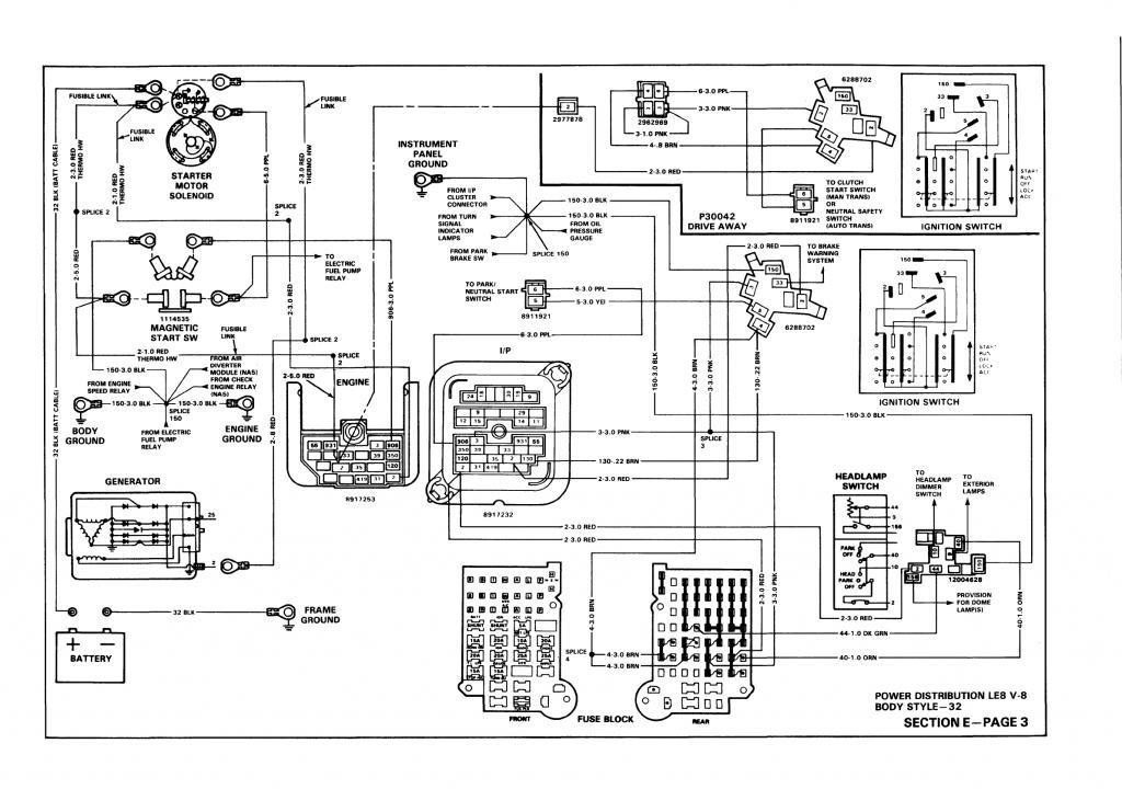 1990 southwind motorhome wiring diagram Fleetwood Motorhome Wiring Diagram