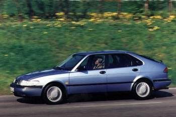 1997 Saab 900se Talledega Wiring Diagram