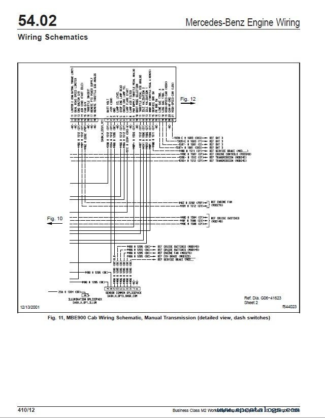 1999 Freightliner Mt45 Wiring Diagram