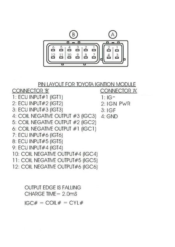 1jz Distributor Ecu Wiring Diagram Pdf