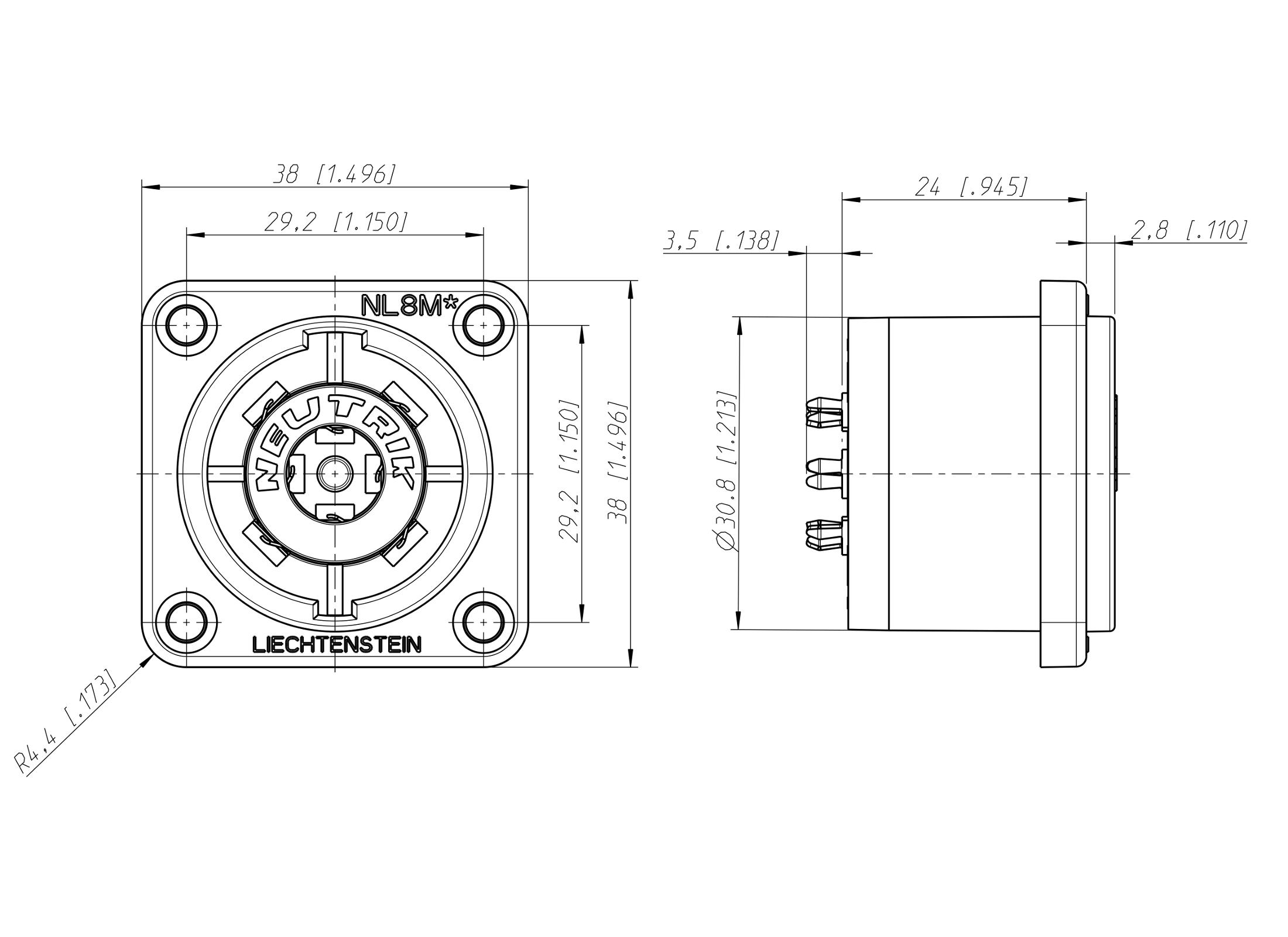 2 Pole Speakon Wiring Diagram  Pole Speakon Nl Fc Wiring Diagram on