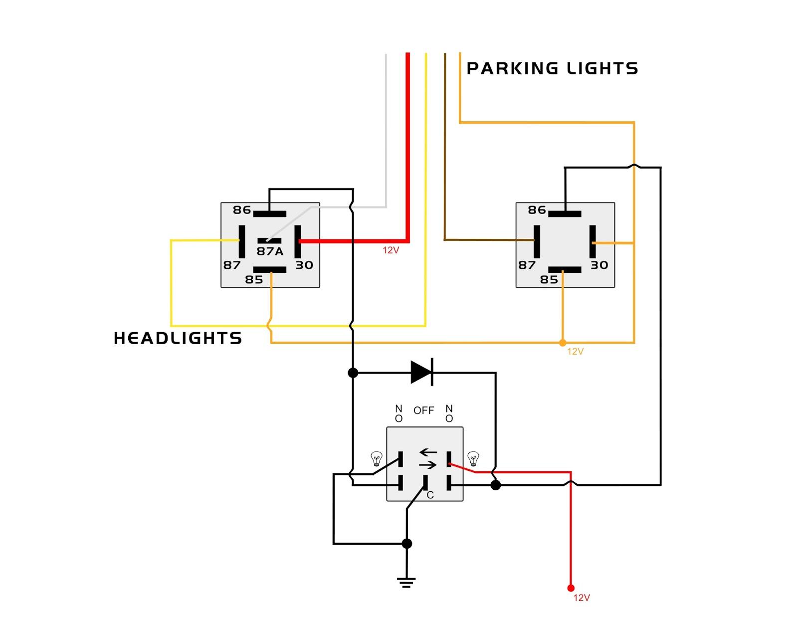 2000 infiniti qx4 hid headlight wiring diagram. Black Bedroom Furniture Sets. Home Design Ideas