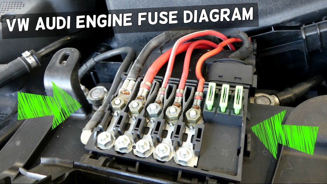 2000 Vw Beetle 1 8t Battery Top Fuse Box Wiring Diagram