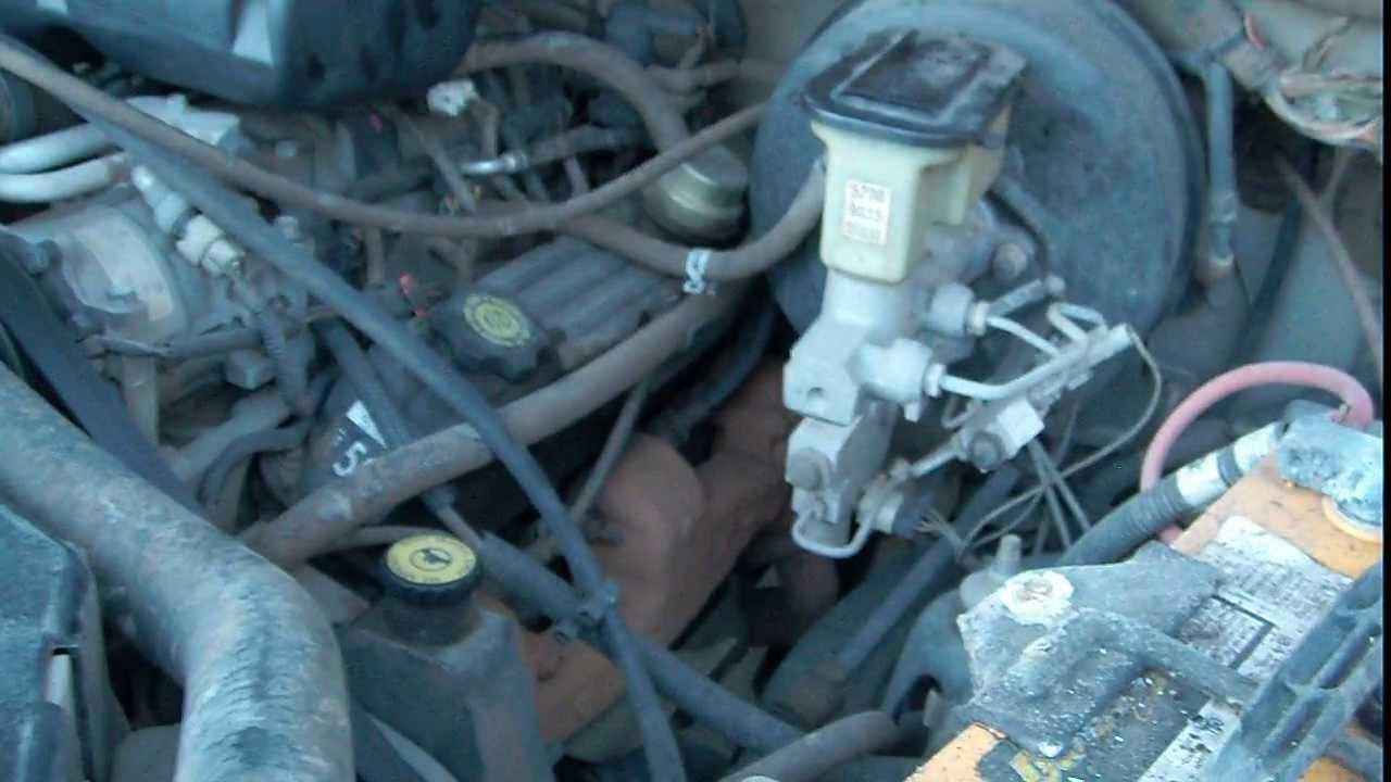 2002 Dodge Ram 1500 4 7 Vacuum Diagram