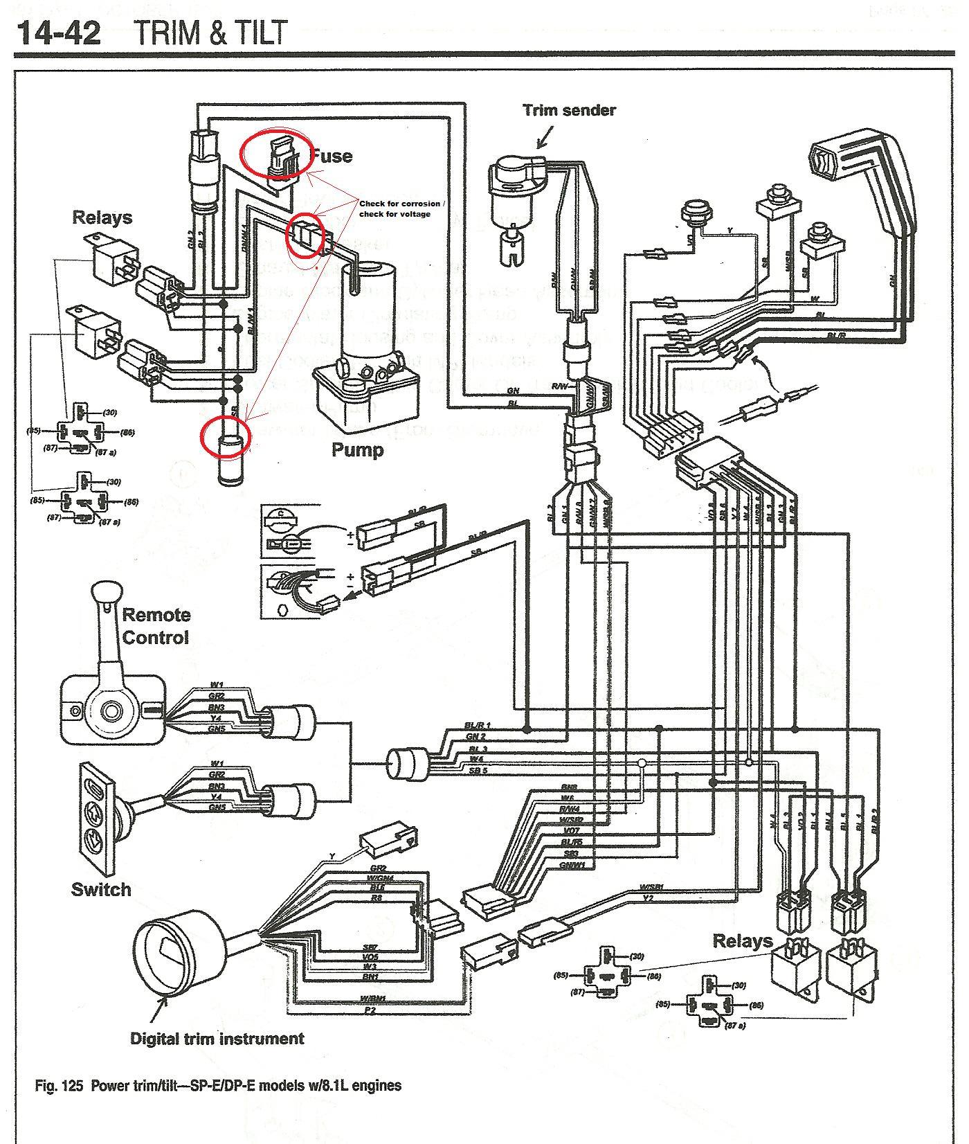 2003 Bayliner 248sd Wiring Diagram