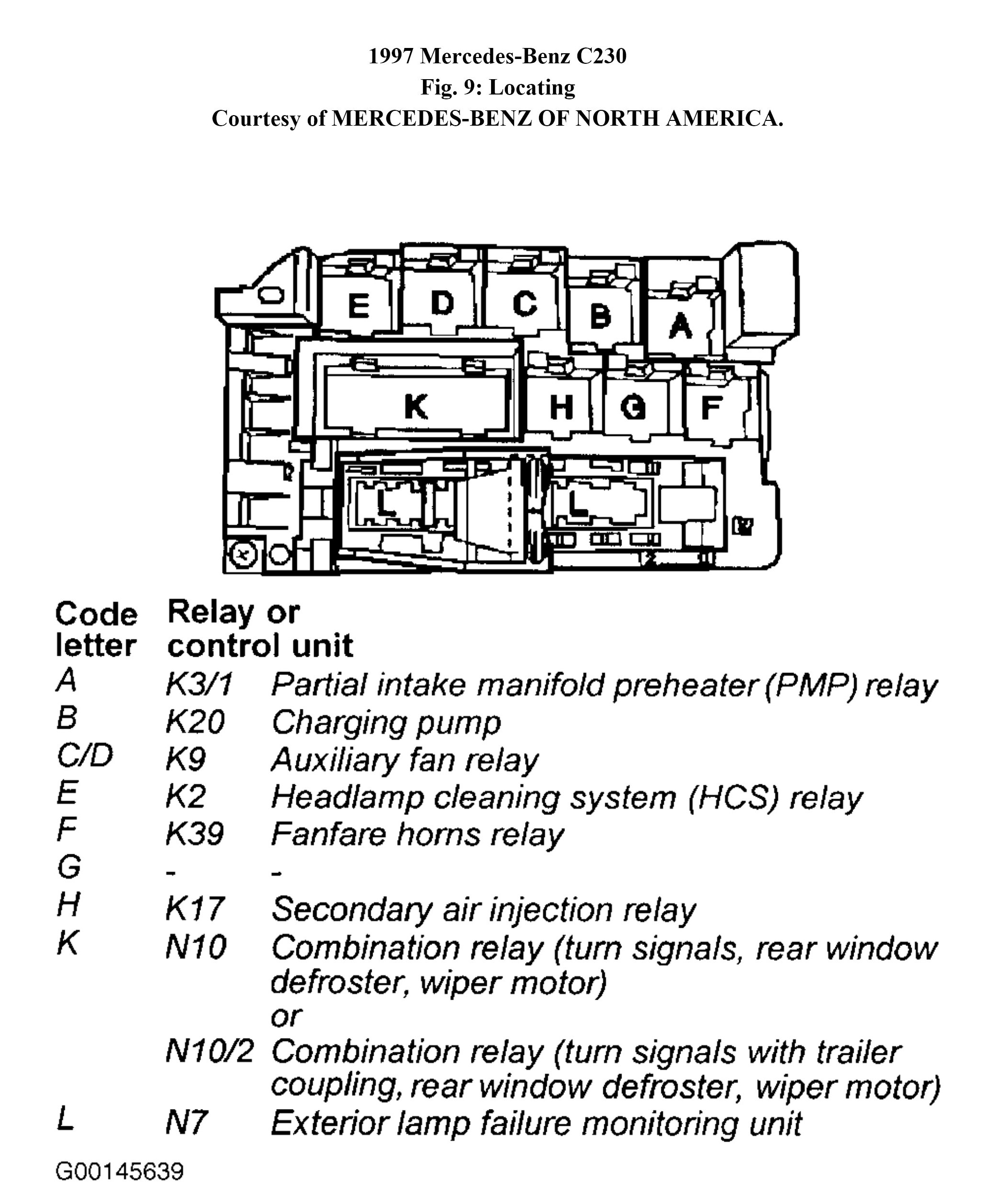 2005 C230 Ecu Wiring Diagram
