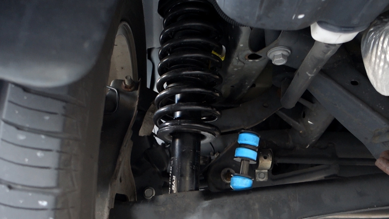 2007 Dodge Caliber Rear Suspension Diagram