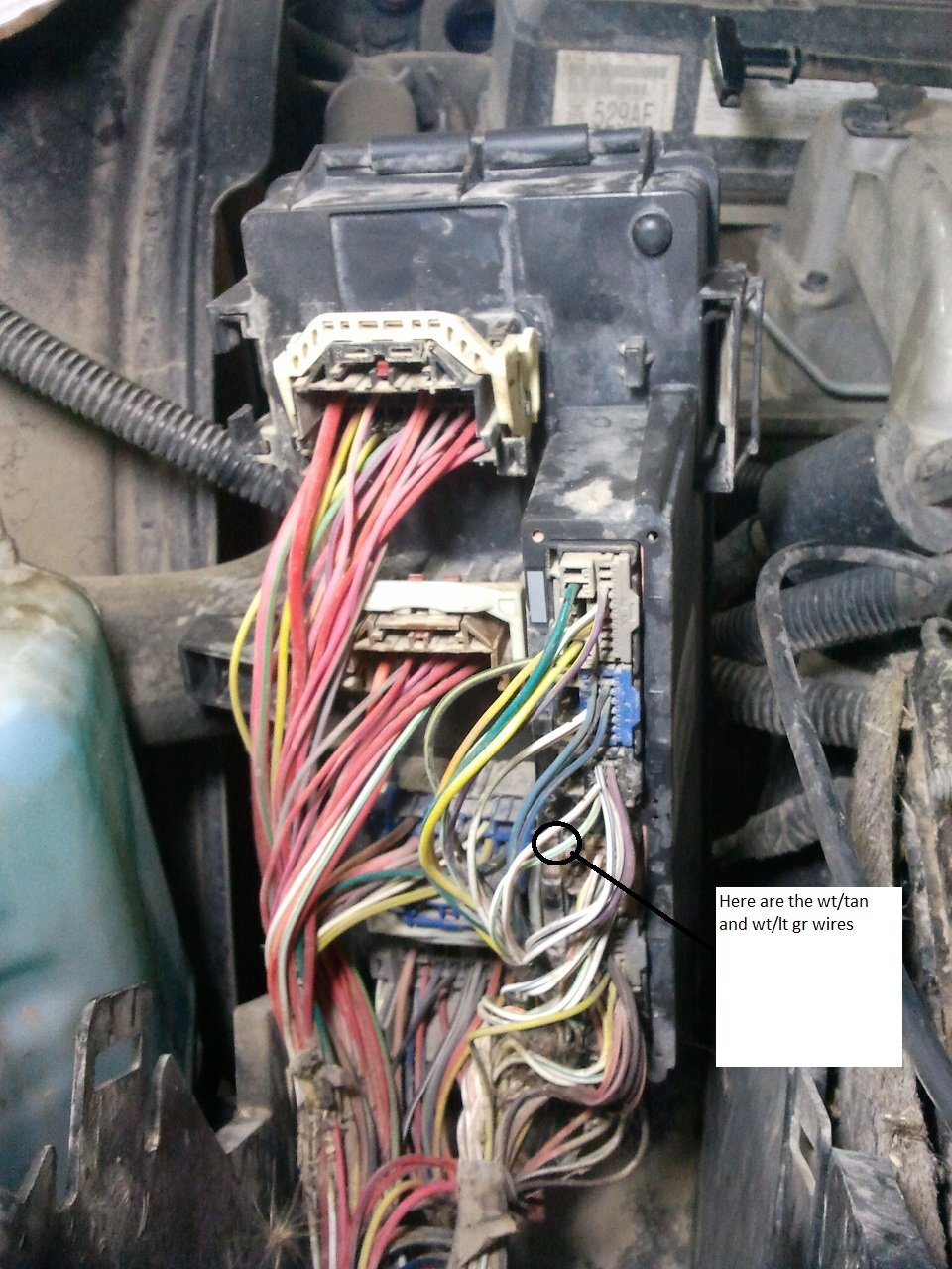 2011 Dodge Ram 1500 Tipm Wiring Diagram Fuel Pump Relay ...