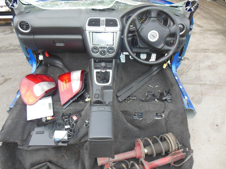 2013 Subaru Impreza Wrx Sti Rear View Mirror Clip Wiring ...