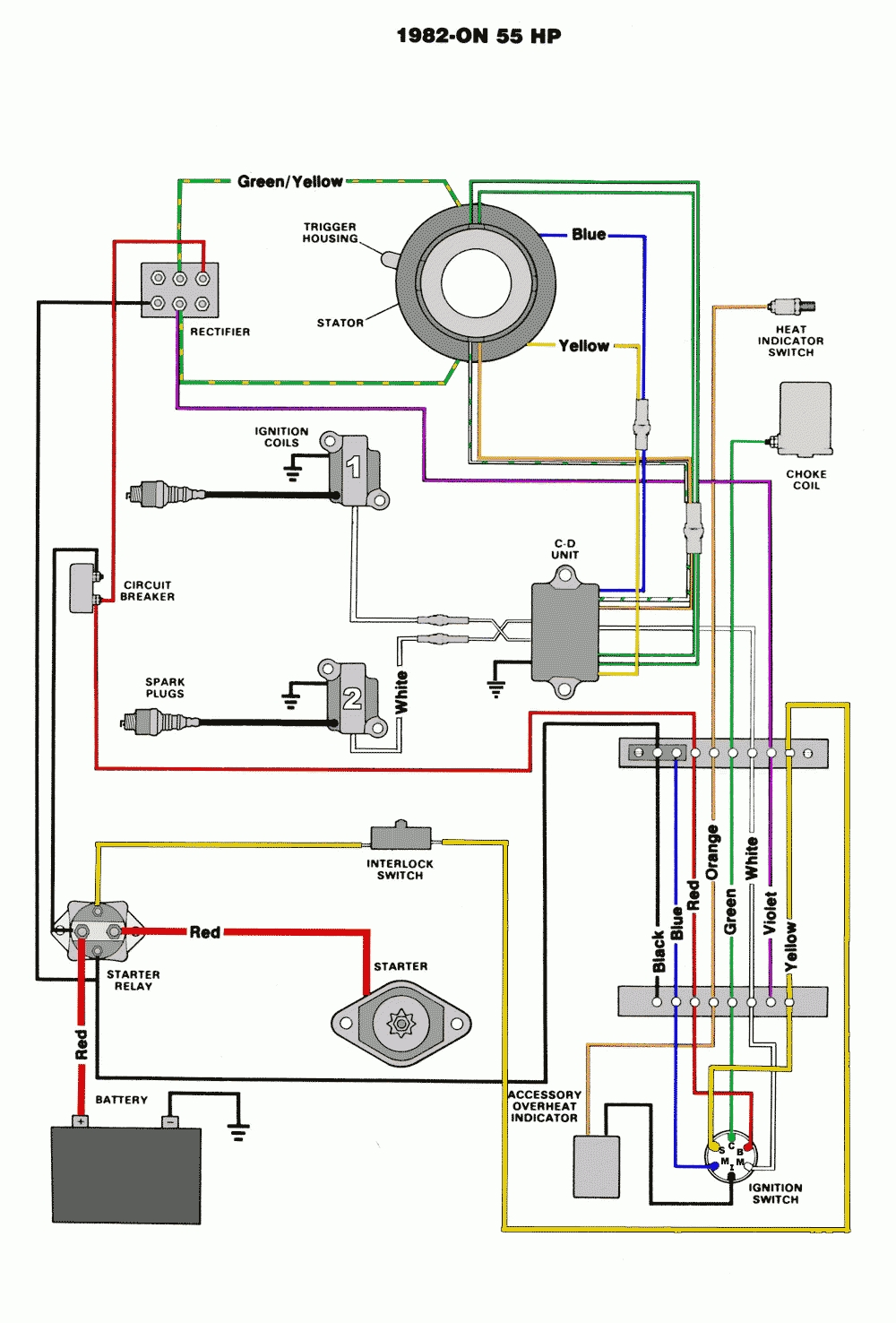 DIAGRAM] Yamaha Force 40 Wiring Diagram FULL Version HD Quality ...