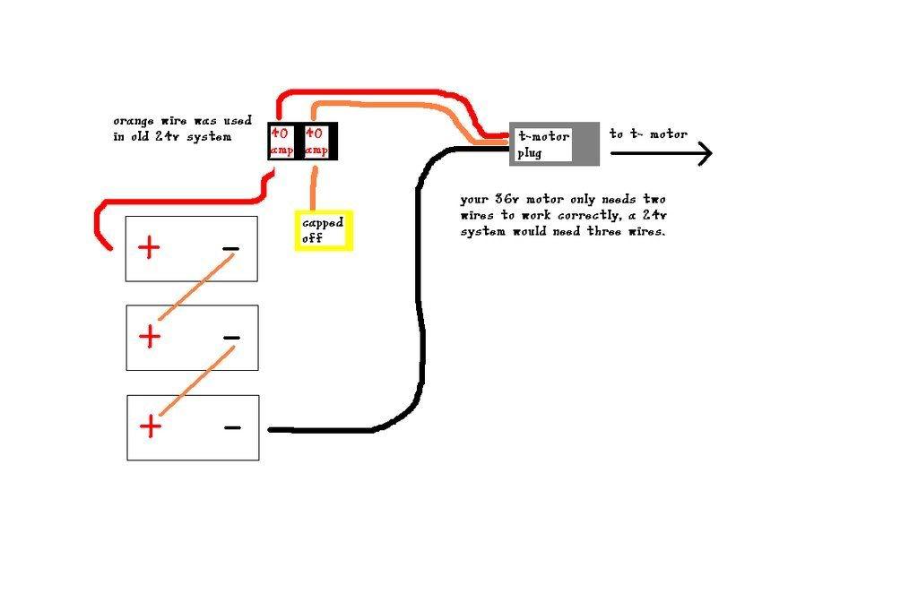 36V Wiring Diagram Trolling Motor from wiringall.com