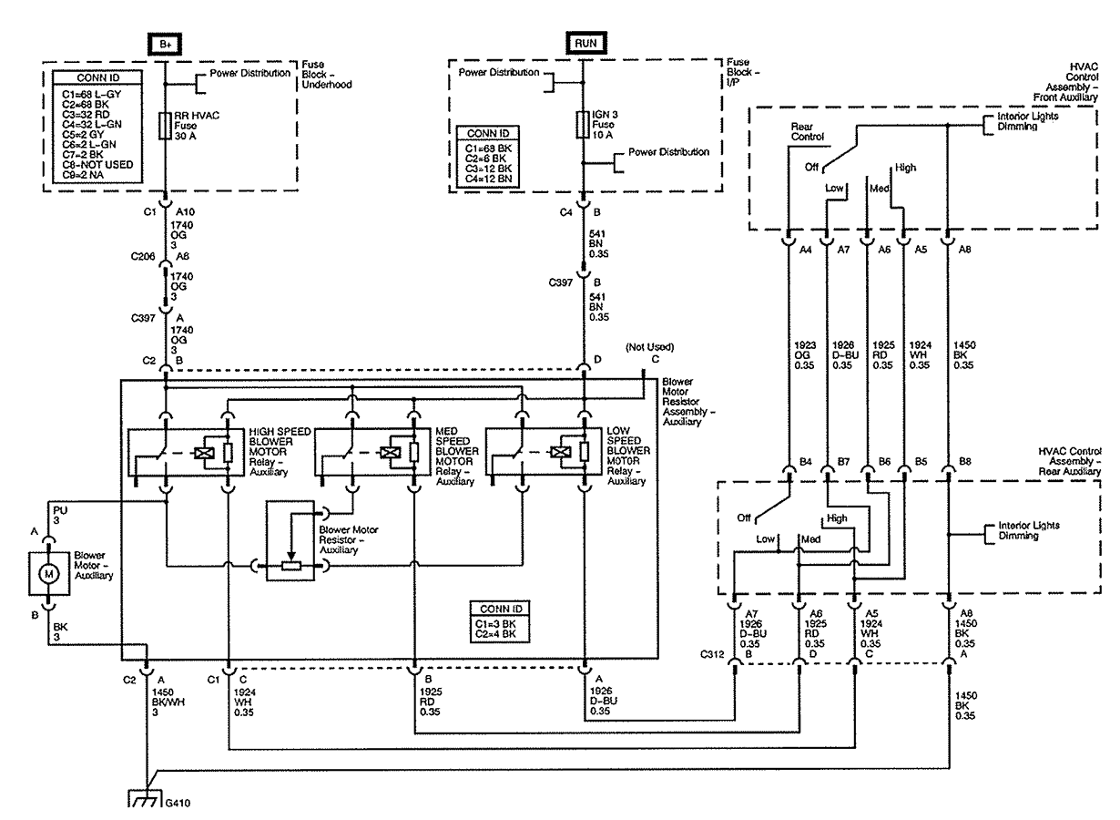 3lu83 Blower Motor Wiring Diagram