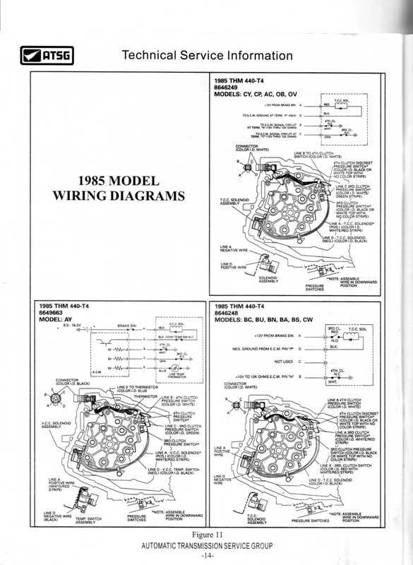 3t40 Transmission Diagram