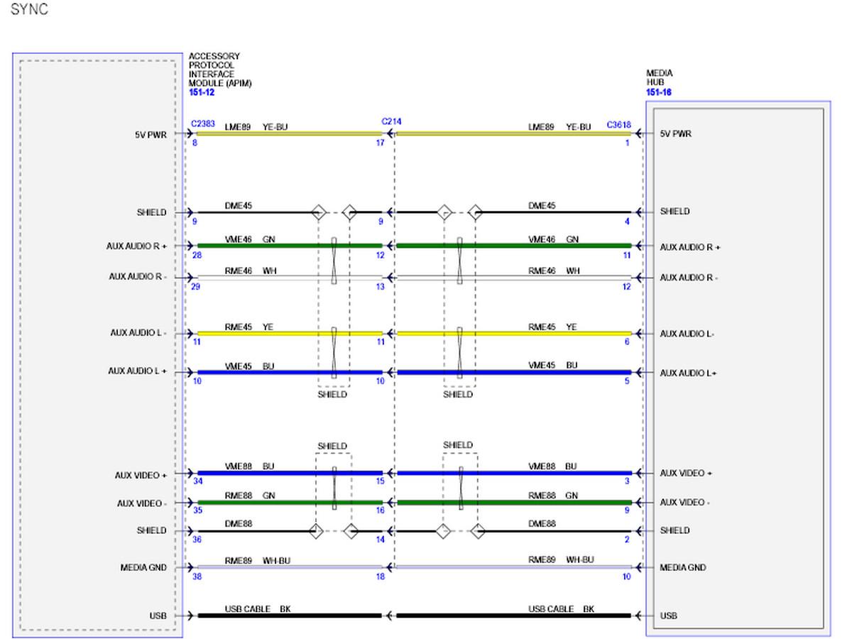 5w4t-18c808-ab Wiring Diagram