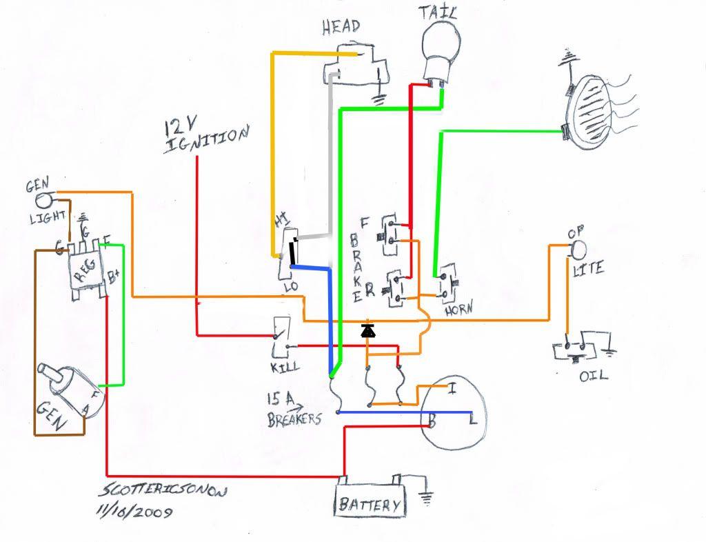 73 Shovelhead Ign Wiring Diagram