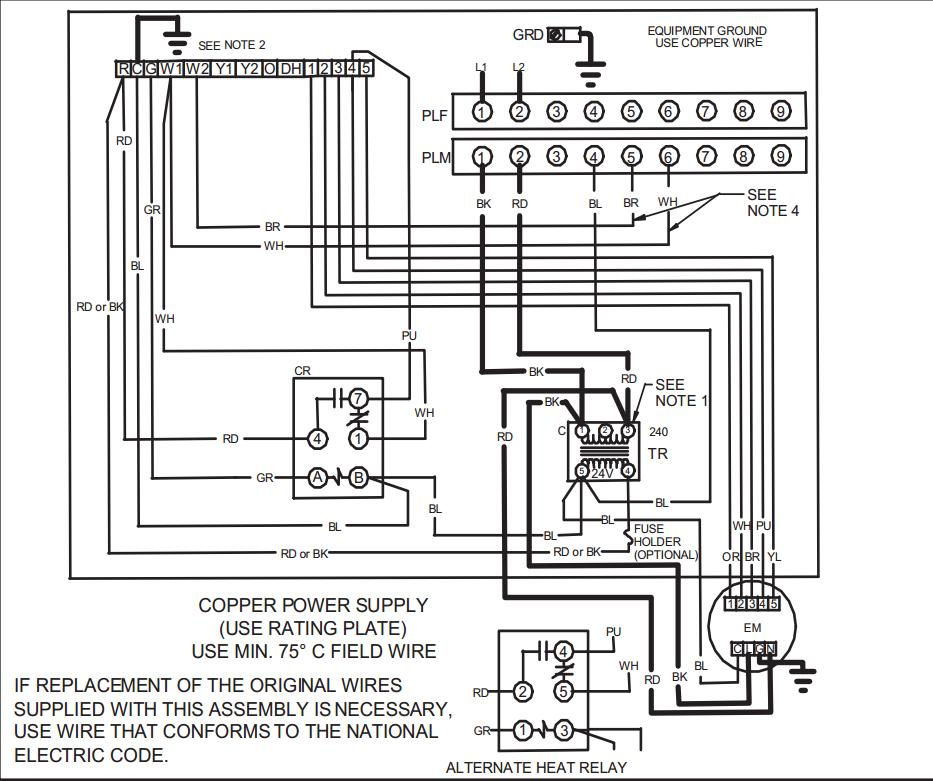 90340 Relay Wiring Diagram
