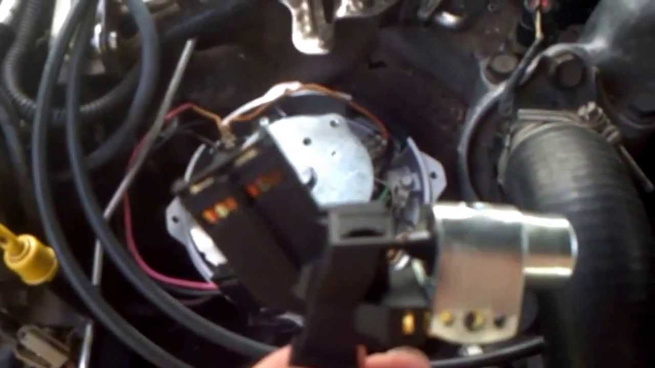 92 Cadillac 4 9 Liter Wiring Diagram Inside Distributor