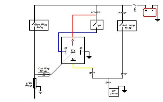 Wiring Diagram For Gm Fuel Pump Diagram Base Website Fuel