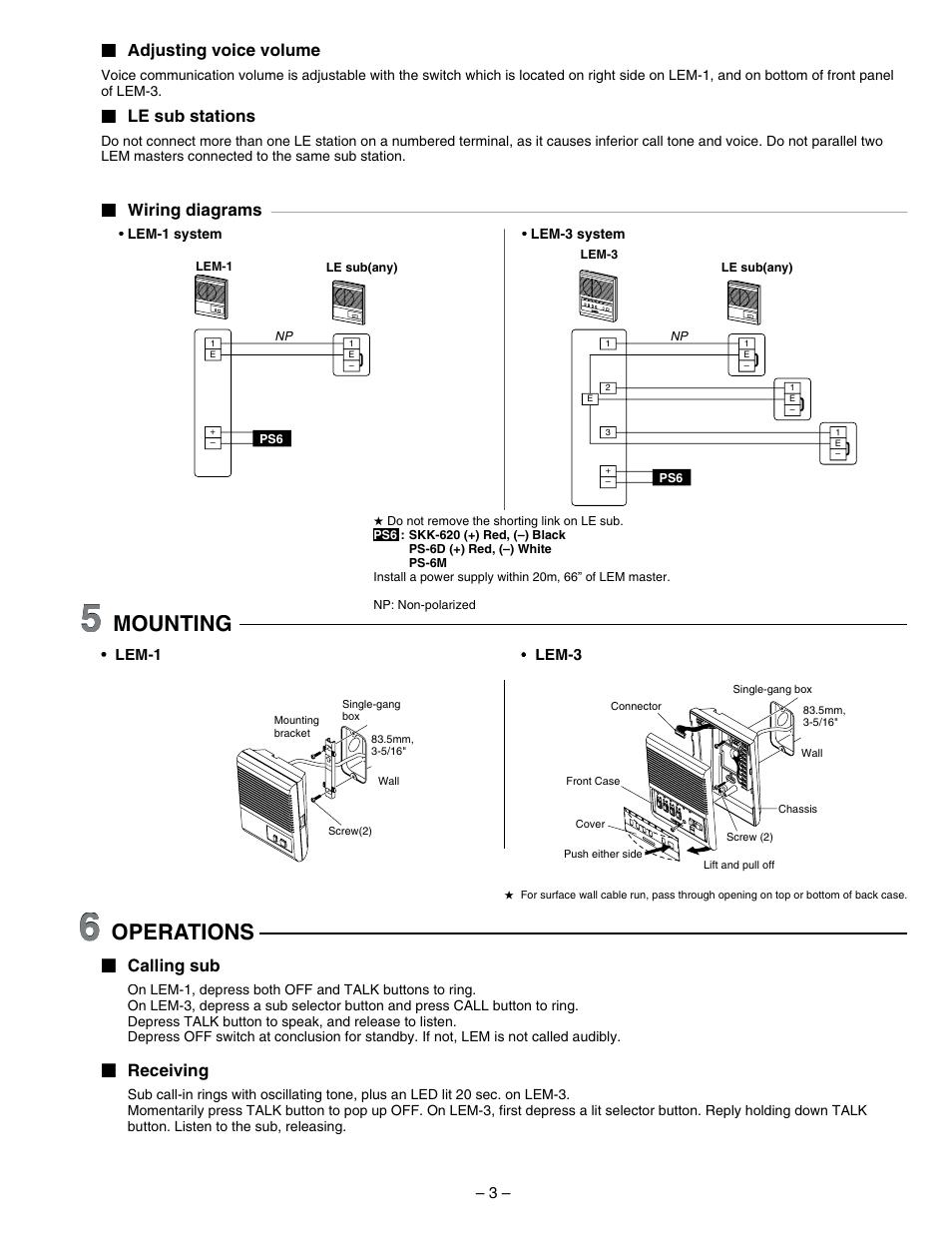 Aiphone Intercom Wiring Diagram on