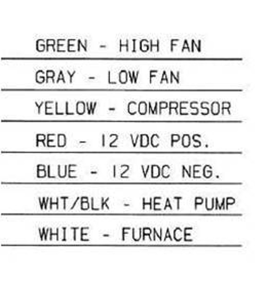 airxcel-thermostat-wiring-diagram-12 Wiring Diagram For Coleman Wall Thermostat on lennox furnace, old white rodgers, single pole, trane heat pump, wall heater, honeywell rth221b,