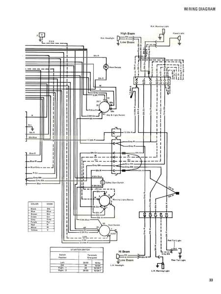 Allis Chalmers 190 Diesel Alt Wiring Diagram