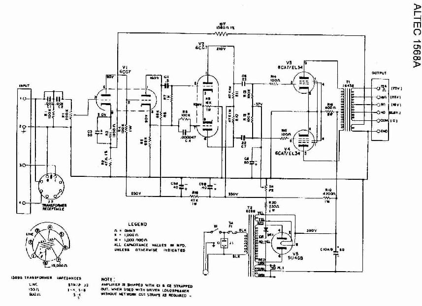 Altec At200a Wiring Diagram