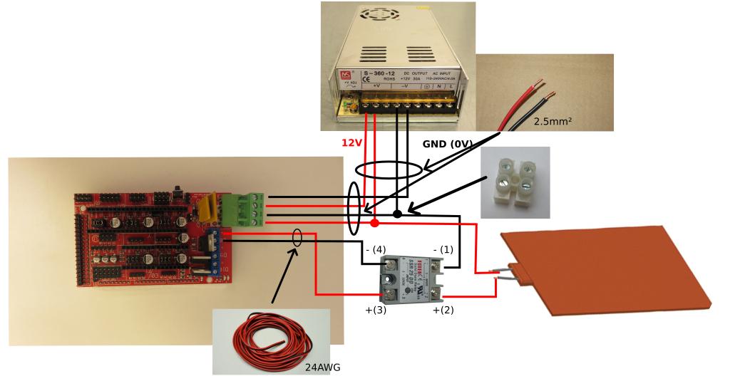 Anet E10 Wiring Diagram