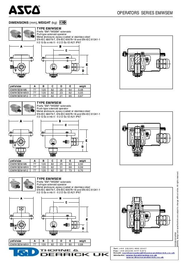 Asco Red Hat Wiring Diagram