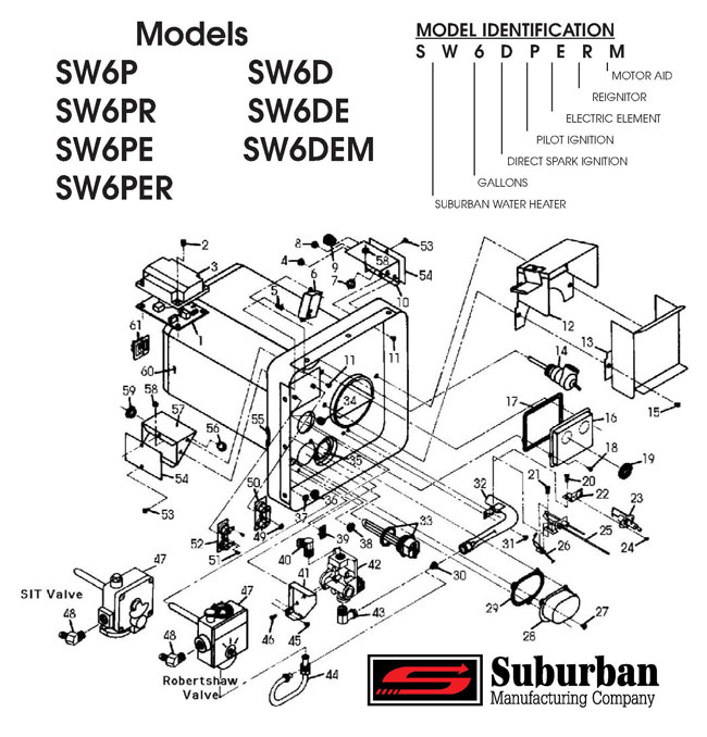 Wiring Diagram For Water Heater from wiringall.com