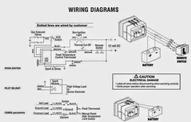 atwood-8535-iv-dclp-wiring-diagram-5 Atwood Furnace Wiring Diagram For Rv on