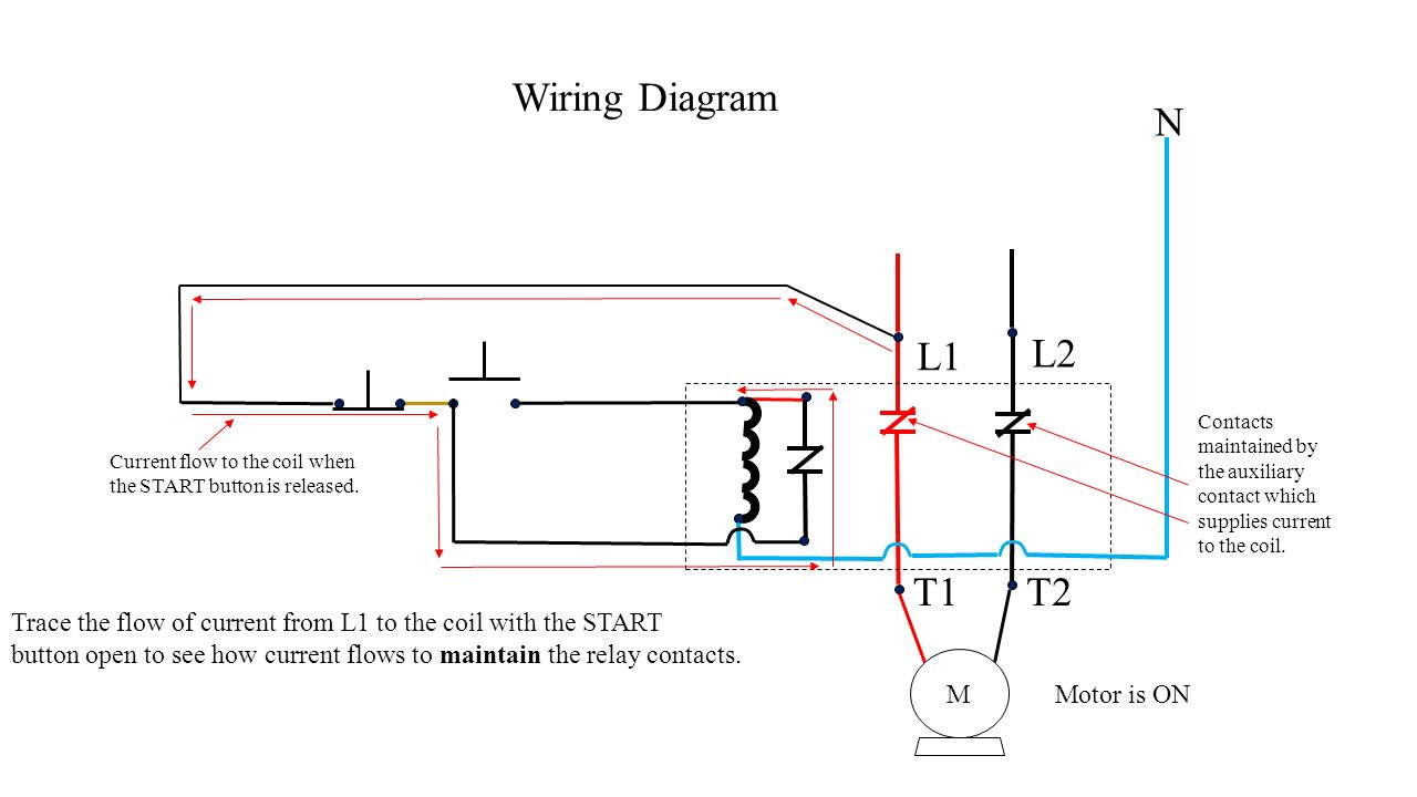 Door Contact Wiring Diagram