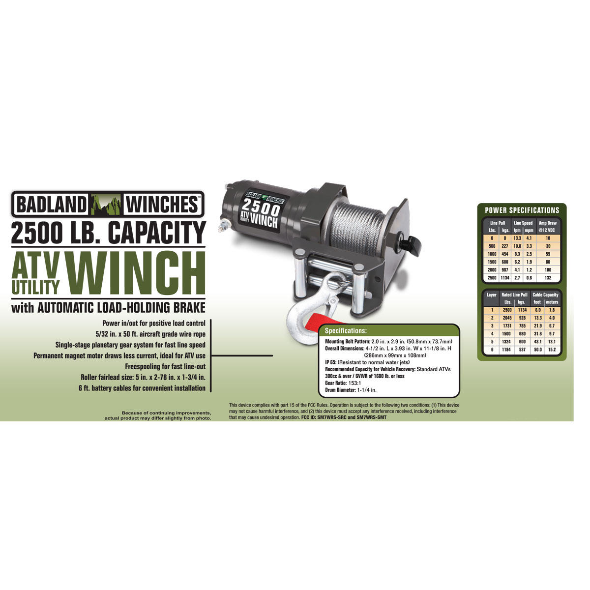 Badland 2500 Winch Wireless Remote Wiring Diagram