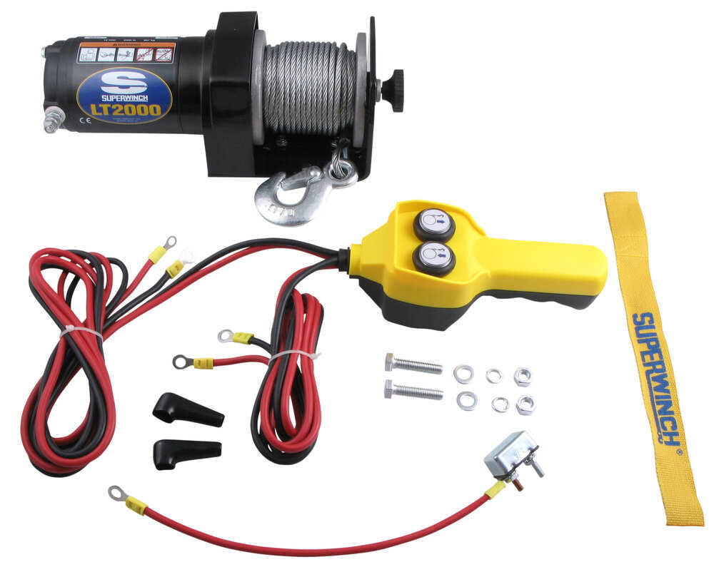 Atv Winch Wireless Remote Wiring Diagram