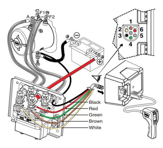 Badlands 12000 Lb Winch Wiring Diagram