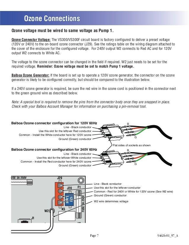 Balboa Instruments Wiring Diagram
