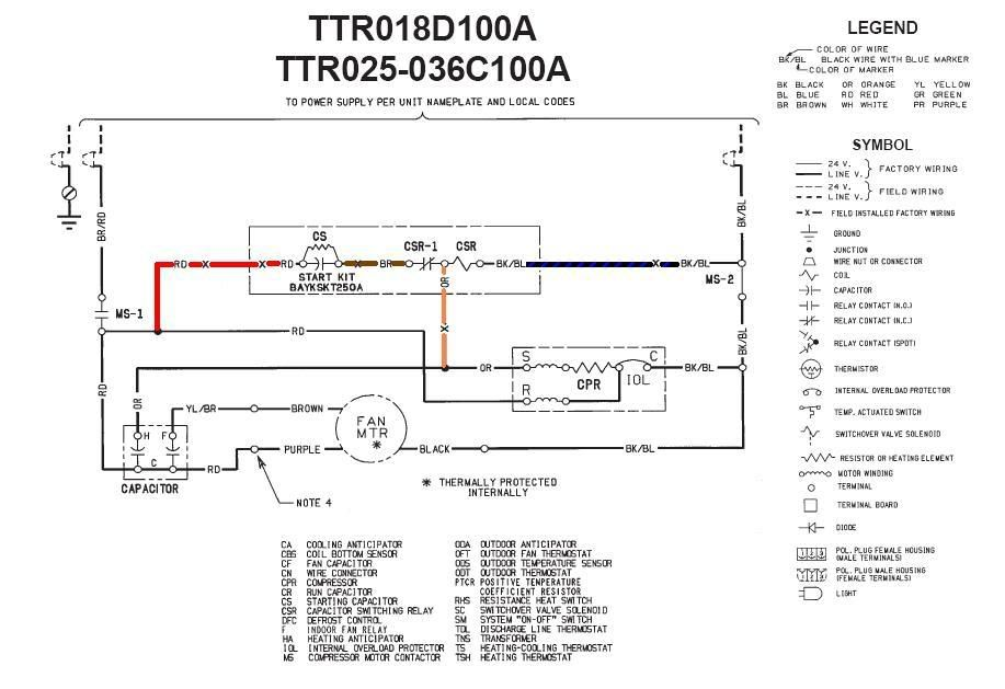 Baysens011b Thermostat Wiring Diagram