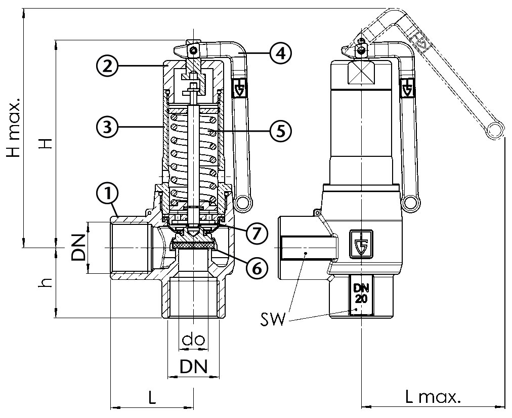 Beckett Model 7505 Wiring Diagram