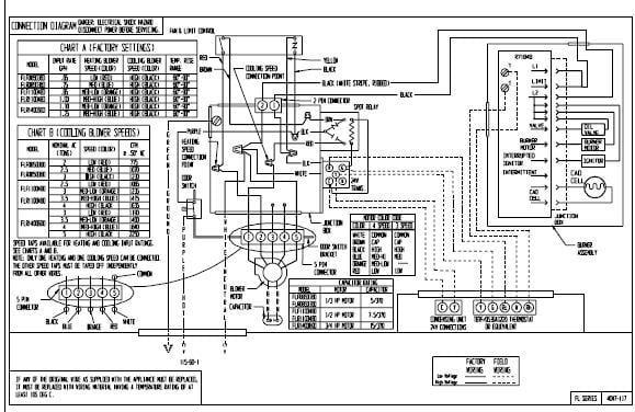 Beckett Oil Burner Wiring Diagram