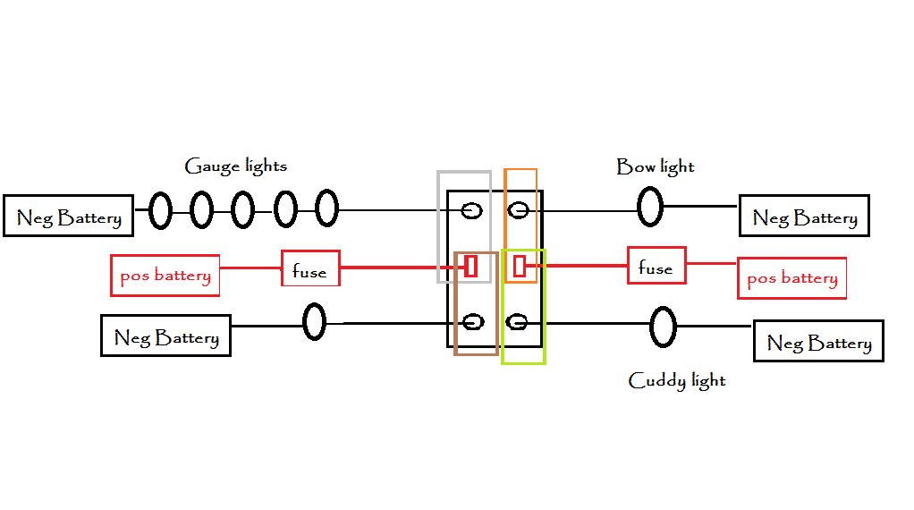 Boat Nav  Anc Switch Wiring Diagram