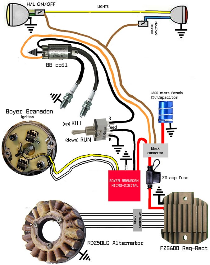 Boyer Bransden Power Box Wiring Diagram